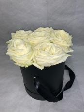 Flower Box black