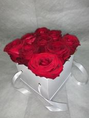 Flower Box white